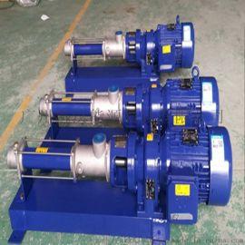 西派克微型螺杆泵BN05-12造纸厂药剂输送