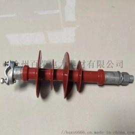 高压线路硅胶耐污针式复合绝缘子FPQ-35/5