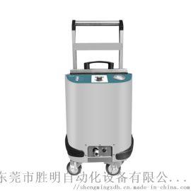 宁波干冰清洗用哪家干冰清洗机胜明干冰清洗机公司