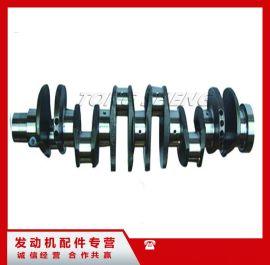 K38工程机械柴油发动机配件 重庆康明斯发动机曲轴