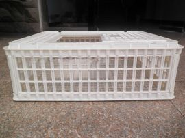 塑料大鸡笼子运输用塑料筐子塑料周转箱