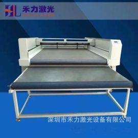 供应深圳1625机型西服雪纺服装激光切割裁剪机