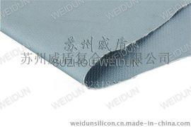江苏挡烟垂壁布,防火阻燃挡烟布,挡烟硅胶布生产厂家