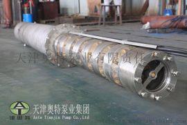 304整机不锈钢潜水泵