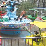 童星遊樂激戰鯊魚島色彩亮麗室外新型遊樂設備廠家銷售