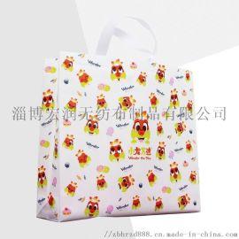 購物無紡布袋 淄博宏潤制袋 購物袋