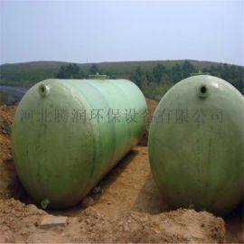 供应玻璃钢消防水罐 地埋式消防水池 蓄水罐