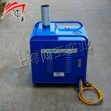 流動上門蒸汽洗車設備 三輪移動高壓蒸汽洗車機