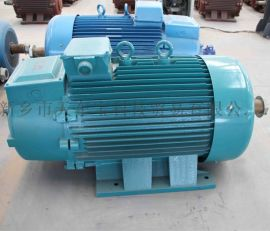 YZR单轴卧式行车电机 37kw起重冶金电动机