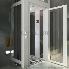 家用電梯廠供佰旺廣州佛山清遠液壓小型別墅家用電梯