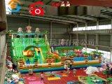 貴州黔東南兒童充氣滑梯趕廟會經營