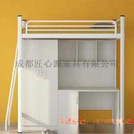广元利州新闻-广元学生床厂家集体宿舍床厂
