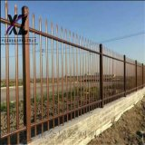 噴塑鐵藝圍牆護欄 防鏽圍牆欄杆 鋅鋼圍牆護欄顏色