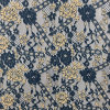 錦棉鏤空股線面料 簡約半身裙蕾絲 品質婚紗禮服面料