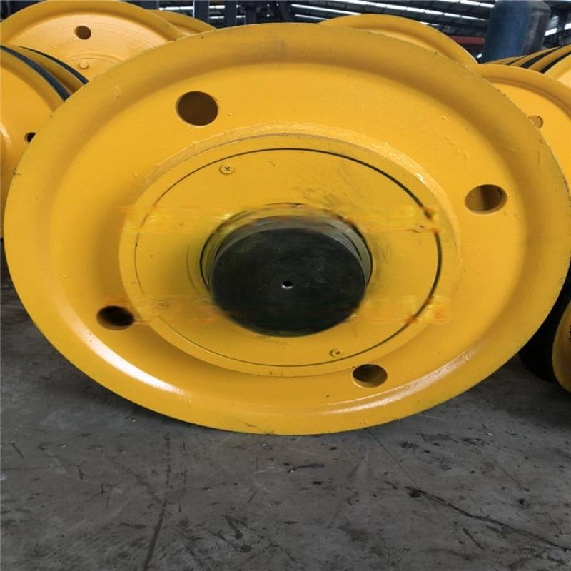 生产定制轧制滑轮组 双梁吊钩滑轮片生产**滑轮组