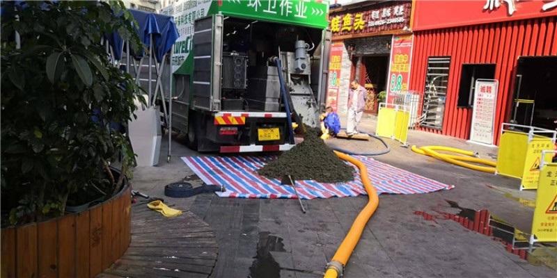 城市环卫吸污净化车 城乡粪污处理干湿分离车