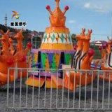 山東袋鼠跳童星廠家報價公園遊樂設備