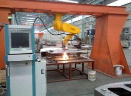 佛山六轴三维机械手激光焊接机 2000W连续激光