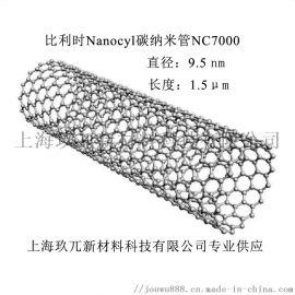 比利时Nanocyl导电碳纳米管NC7000