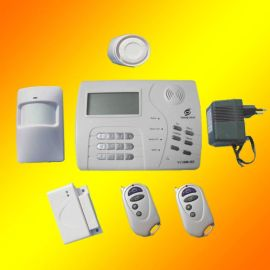 LCD报警器