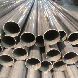 现货不锈钢304大口径管, 光亮不锈钢管, 拉丝方通