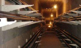 电缆预埋支架 玻璃钢FRP电缆支架铁路支架安装方法
