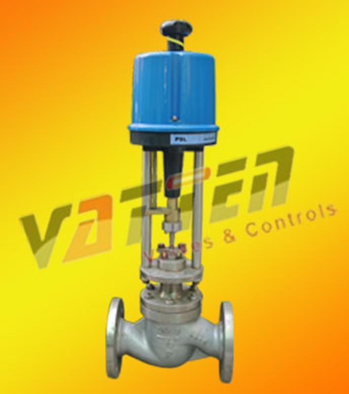 德国VATTEND671X-10\16上海生产厂家中德合资  碳钢 不锈钢 电动调节阀