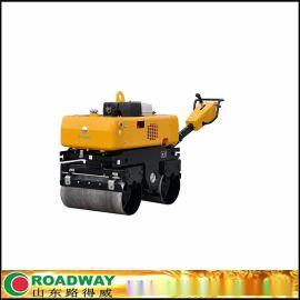ROADWAY小型汽油/柴油动力手扶双钢轮压路机RWYL34A/34AC(