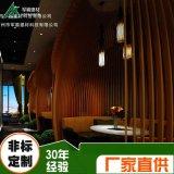 广东厂家 木纹弧形造型铝方通 幕墙天花吊顶装饰材料 厂家直供