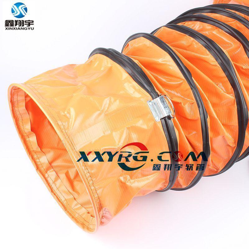 耐负压风机抽风管,吸风管,耐高压风管XY-0422可订制不同颜色压力
