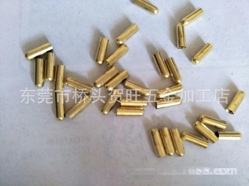 厂家生产DCD电子盒铜铆钉/铜柱/工厂批发铜管