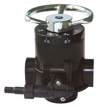 手动控制软化多路阀(RY-F64A)