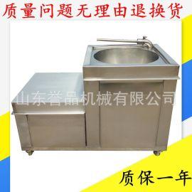 快餐煲子饭腊肠液压灌肠机 烤肠成套流水线设备 香肠红肠灌肠机