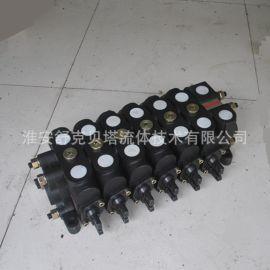 DL-L20F-6OT系列打桩机液压多路换向阀