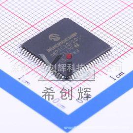 美國微芯/DSPIC30F6014-20I/PF