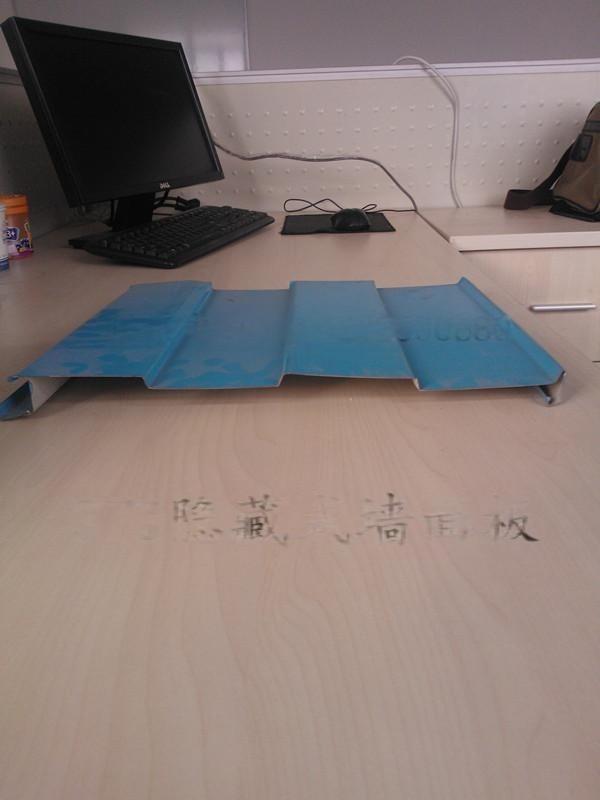 373型彩钢板,373型隐藏式彩钢板,长治373型彩钢板厂家