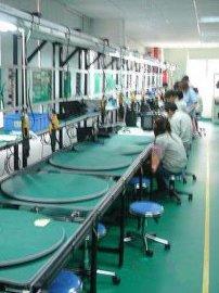 河源PVC皮带线流水线生产线/惠州流水线生产厂家