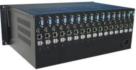 16路高清输出网络视频解码矩阵