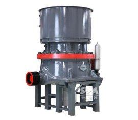 HST系列单缸液压圆锥破碎机,细碎、中碎、粗碎型圆锥式破碎机价格