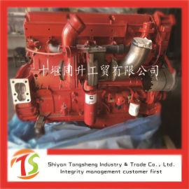 康明斯发动机kta19总成 特雷克斯首钢重汽发动机