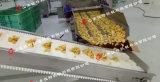 新技術薯片油炸機滿足生產需求, 批次生產的薯片油炸機