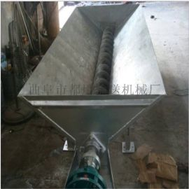 管式水泥螺旋输送机 不锈钢自动上料机qc