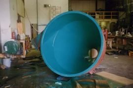 高耐磨聚氨酯弹性体振动盘耐磨料磨损喷涂型耐磨弹性体