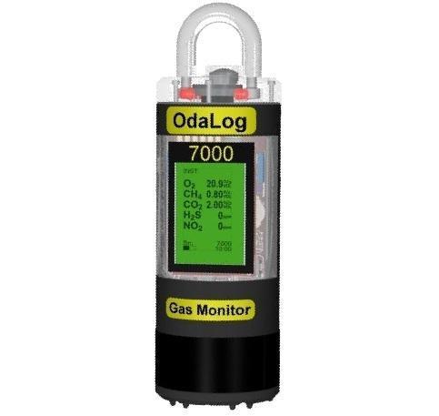 OdaLog(ThermoFisher)氧气O2一氧化碳CO二氧化碳CO2一氧化氮NO二氧化氮NO2二氧化硫SO2硫化氢H2S甲烷CH4**下限LEL气体检测仪