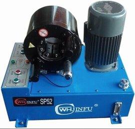 压管机,1.5寸四层油管压管机,2寸四层油管压管机