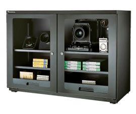 万得福WD-150C数显数控电子防潮箱丨防潮柜丨干燥