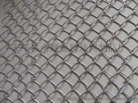 全顺304不锈钢材质菱形网勾花网