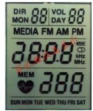 華綵勝HCS8987血糖儀LCD液晶顯示屏