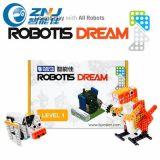 智能佳 ROBOTIS DREAM(梦想家)教育机器人套装件