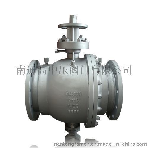 二片式,铸钢固定球阀,Q347F,美标,国标,德标,厂家直销,ANSI,DBB